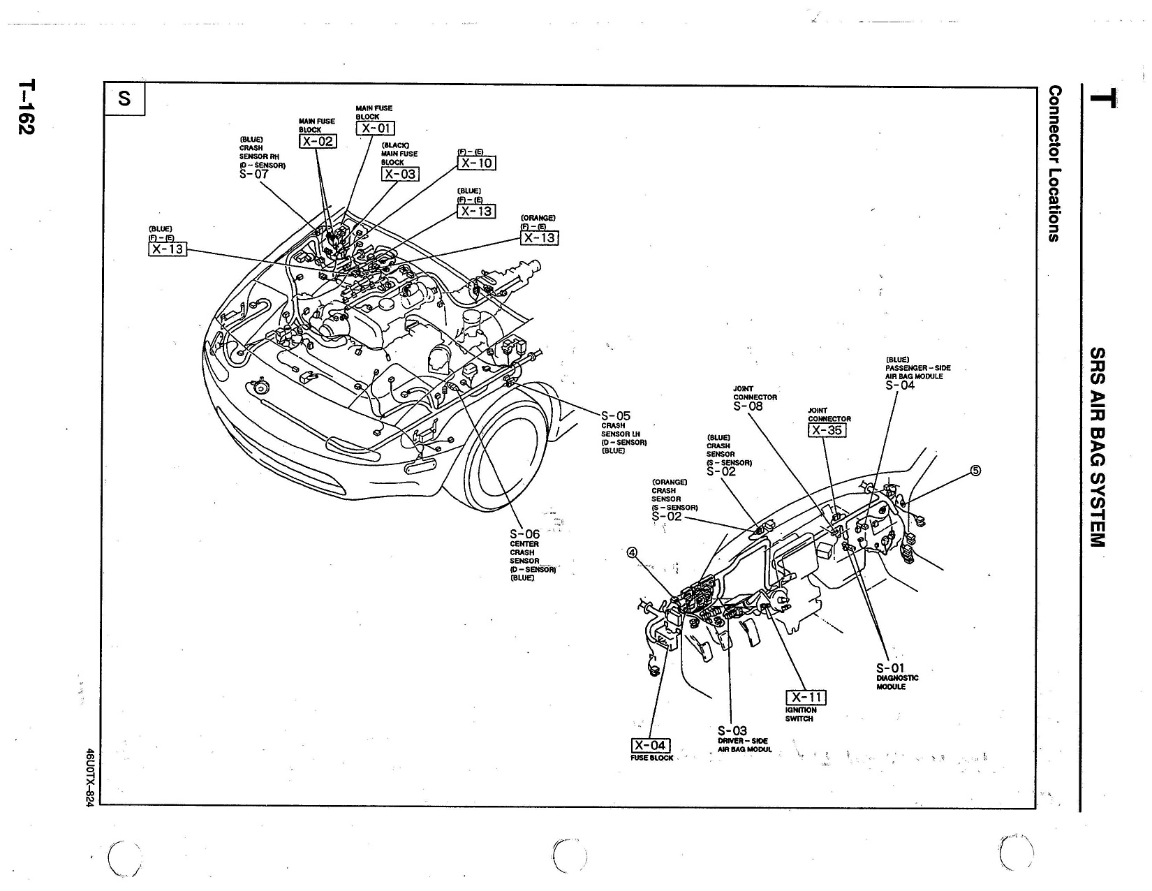 1994 Miata Radio Wiring Diagram Solutions 1995 Fuse Box Airbag Wire Center